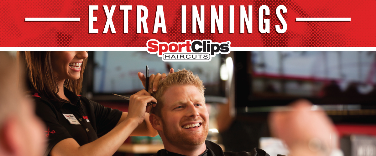 The Sport Clips Haircuts of Greensboro - Wendover Place Extra Innings Offerings